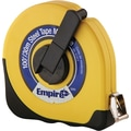 Empire® Acrylic Coated CS Single Side Measuring Tape, 100 ft (L) x 3/8 in (W) Blade