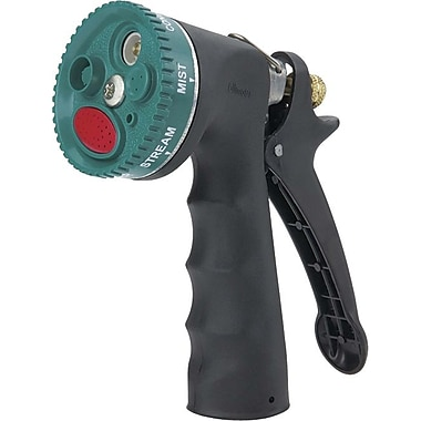 Gilmour® Die-Cast Zinc Full Action Spray Nozzle, Comfort Cushion Vinyl Grip