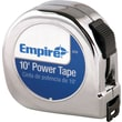 Empire® Nylon Coated CS Single Side Measuring Tape, 16 ft (L) x 5/8 in (W) Blade