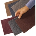 Scotch-Brite™ AO Maroon General Purpose Abrasive Hand Pad, 9 in (L) x 6 in (W), Very Fine Grade