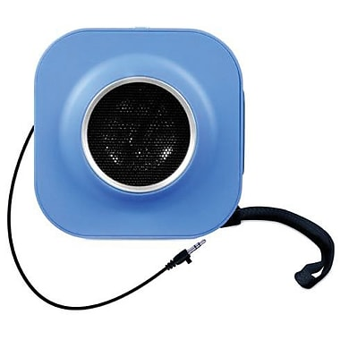 iSound GoSound Squared Portable Speaker, Blue