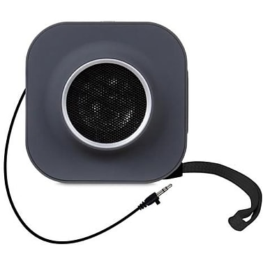 iSound GoSound Squared Portable Speaker, Black
