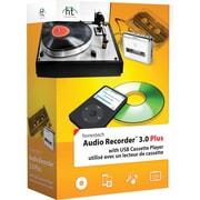 Honestech Audio Recorder 3.0 Plus with USB Cassette Player, Bilingual