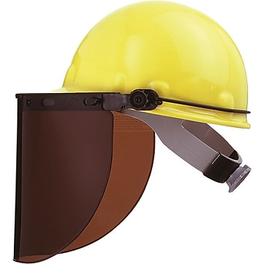 HIGH PERFORMANCE® Propionate Peak Mounted Face Shield Bracket