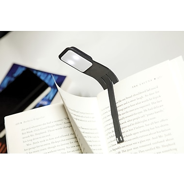 Moleskine Rechargeable Booklight, Black