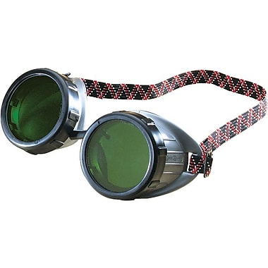 Fibre-Metal® Adjustable Fit Rigid Plastic Frame Cup Style Welding Goggles