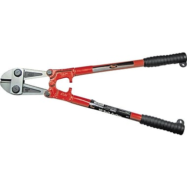 Pony® Hardened Steel Jaw Straight Center Cut Bolt Cutter, 18 in (OAL)