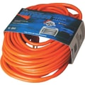 CCI® PVC Jacket SJTW Outdoor Extension Cord, 16/3 AWG, 25 ft (L)