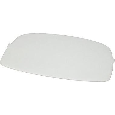 Anchor Brand® Clear 100% Polycarbonate Outside Cover Lens, 3 3/16 in (W), 3 3/16 in (L)