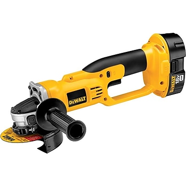DeWalt® Cordless Cut-Off Saw, 4 1/2 in (Dia) Wheel, 6500 rpm No Load