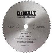 DeWalt® Circular Saw Blade, 7 1/4 in (Dia), 5/8 in Arbor