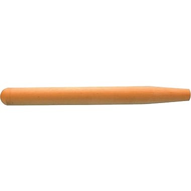 Magnolia Smoothly Sanded Straight-Grain Hardwood Tapered Brush Handle, 60in.