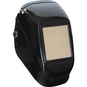 Fibre-Metal® Tigerhood® Futura® Black Thermoplastic Welding Helmet, 4 1/2 in (W) x 5 1/4 in (L) Window, #10 Lens