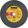 DeWalt® Type 1 Portable Cut-Off Wheel, 14 in (Dia), 1 in Arbor