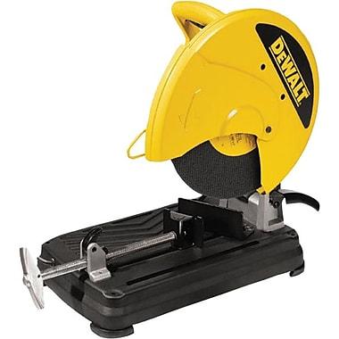 DeWalt® Chop Saw, 14 in (Dia) Wheel, 3800 rpm No Load