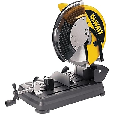 DeWalt® Carbide Cutting Edge Multi-Cutter Saw, 14 in (Dia) Wheel, 1300 rpm No Load