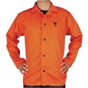 Anchor Brand® Orange 100% Cotton Premium Flame Retardant Jacket, 30 in (L), 2X-Large