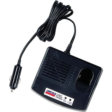 PowerLuber® Battery Charger, 110 V, 6 ft Cord (L)