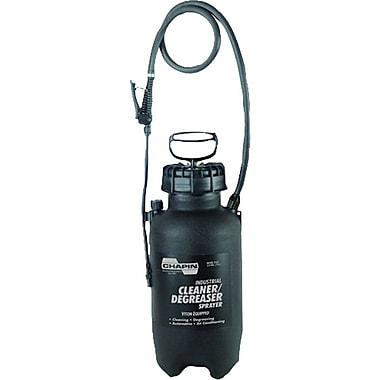 Chapin™ Adjustable Cone Nozzle Polyethylene Cleaner/Degreaser Sprayer, 3 gal