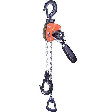 CM® Steel Series 602 Chain Lever Hoist, 550 lb Working Load