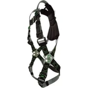 Revolution™ Stand-Up D-ring Black DualTech™ Webbing Harness, Universal