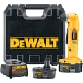 DeWalt® Cordless Right Angle Variable Speed Reversing Drill/Driver Kit, 3/8 in Chuck, 18 V