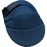 Allegro® Navy Blue Polyurethane Front With Cotton Back Deluxe Soft Knee Pad, 10 in (H) x 7 in (W)