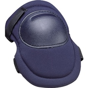 Allegro® Value Plus® Foam Core ABS Cap Velcro Strap Economy Knee Pad, 9 in (H) x 7 in (W)