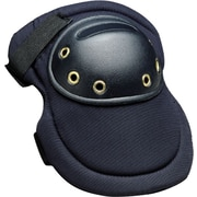 Allegro® Navy Blue Nylon Exterior Shell ABS Knee Cap Max Knee Pad, 11 in (H) x 8 in (W)