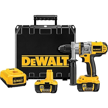 XRP™ Nano™ Cordless Heavy Duty Hammerdrill/Driver Kit, 1/2 in Keyless Chuck, 18 V