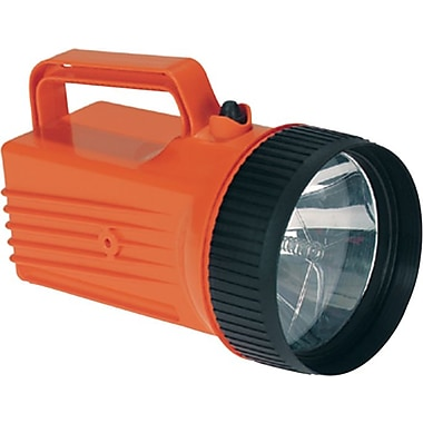 Worksafe™ 1 6V Orange Polypropylene Fixed Flashlight Lantern, Krypton