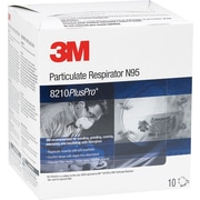 3M™ N95 Grade Standard Welded Fixed Strap Cup Style Particulate Respirator