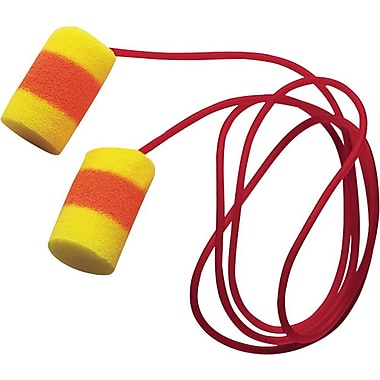 E-A-R Classic® SuperFit 33™ Maroon Foam Uncorded Earplug, 33 db