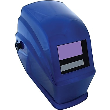 Jackson Nitro Blue W40 Variable Auto Darkening Filter Welding Helmet, 9 - 13 Lens