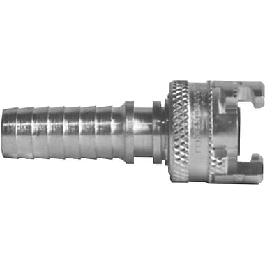 Dixon™ Trivalent Chrome Plated Steel Dual Lock Quick Acting Coupling, 3/4 in Hose Shank, 300 psi
