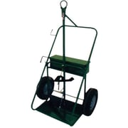 Saf-T-Cart™ Series 550 Cylinder Cart, 24 in Capacity, 62 in (H) x 35 in (W)
