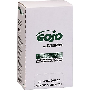 GOJO PRO 5000 Supro-Max Heavy Duty Hand Cleaner Refill, 5,000 ml., 2/Case