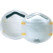 Gerson® N95 Grade Cup Style Molded Particulate Respirator, 20/Box