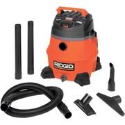 Ridgid® ProVac Wet/Dry Vacuum Cleaner, 20 ft (L) Cord, 14 gal, 168 cfm