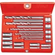 Ridgid® Alloy Steel Screw Extractor Set, 20 pcs