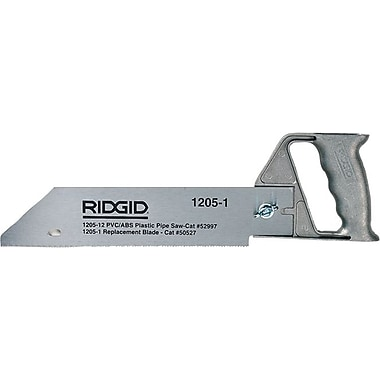 Ridgid® Aluminum Handle Pipe Saw, 18 in (L) Blade