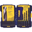 Irwin® Cobalt HSS 15 pcs Drill Bit Set, 1/16 - 3/8 in