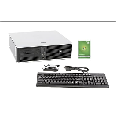 Refurbished HP DC5700, 160GB Hard Drive, 2GB Memory, Intel Pentium, Win 7 Home Premium