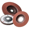 3M™ 27 Ceramic AO Blend Flap Disc, 36 Grit, 7/8 in Arbor