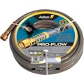 Pro-Flow™ Gray PVC Heavy Duty Professional Water Hose, 50 ft (L), 450 psi Burst