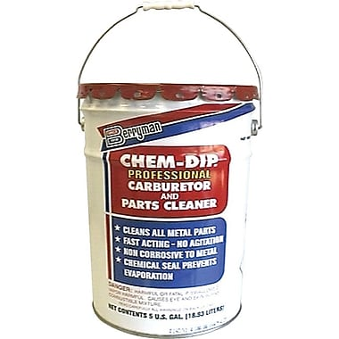 Chem-Dip® Fast Acting Professional Parts Cleaner, 5 gal.