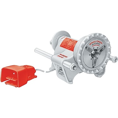 Ridgid® 300 Power Threading Machine, 115 V At 50/60 Hz, 1/2 hp, 1/8 - 2 NPT