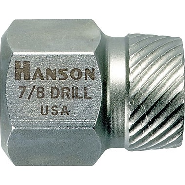 HANSON® 522 Multi Spline Screw Extractor, 1/4 in Screw