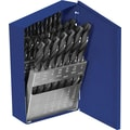 Irwin® Straight Shank Bright HSS 29 pcs General Purpose Drill Bit Set, 1/16 - 1/2 in By 1/64 in