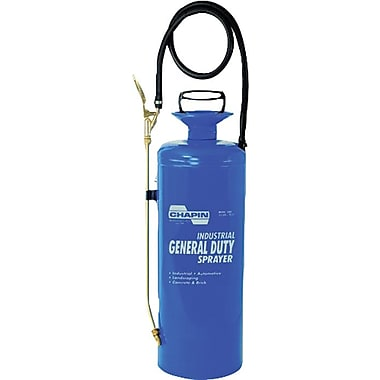 Tri-Poxy® Adjustable Cone Nozzle Metal General Duty Sprayer, 3 1/2 gal